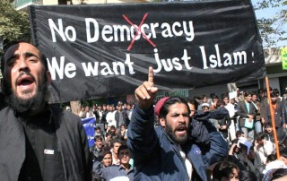 down-with-democracy-we-want-just-islam